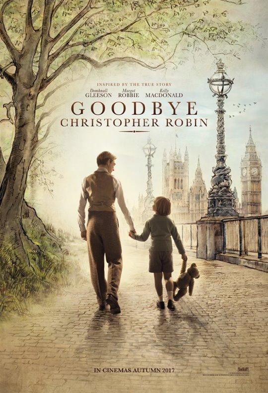 Goodbye Christopher Robin Poster Large