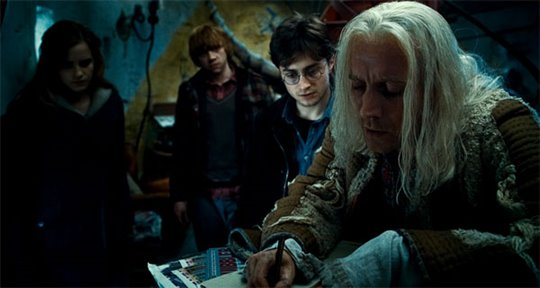 Harry Potter and the Deathly Hallows: Part 1 Photo 9 - Large