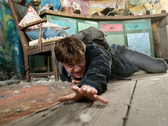 Harry Potter and the Deathly Hallows: Part 1 Photo 33 - Large