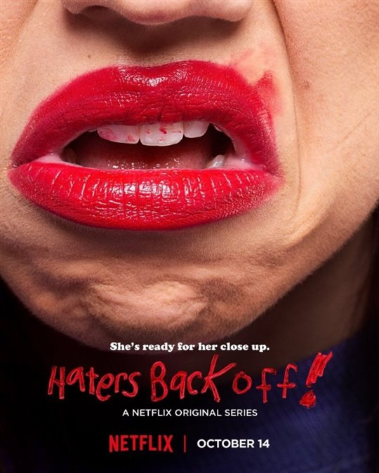 Haters Back Off! (Netflix) Poster Large