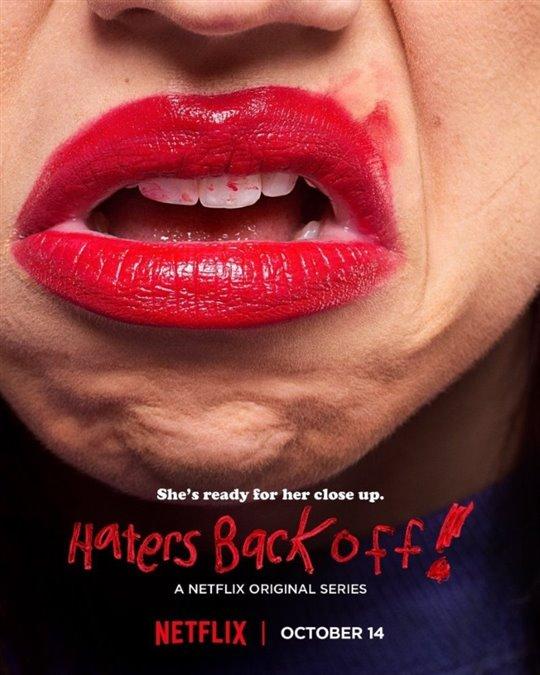 Haters Back Off! (Netflix) Poster Large