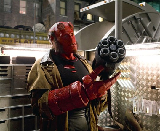 Hellboy II: The Golden Army Photo 1 - Large