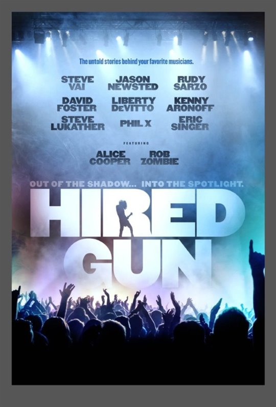 Hired Gun Poster Large