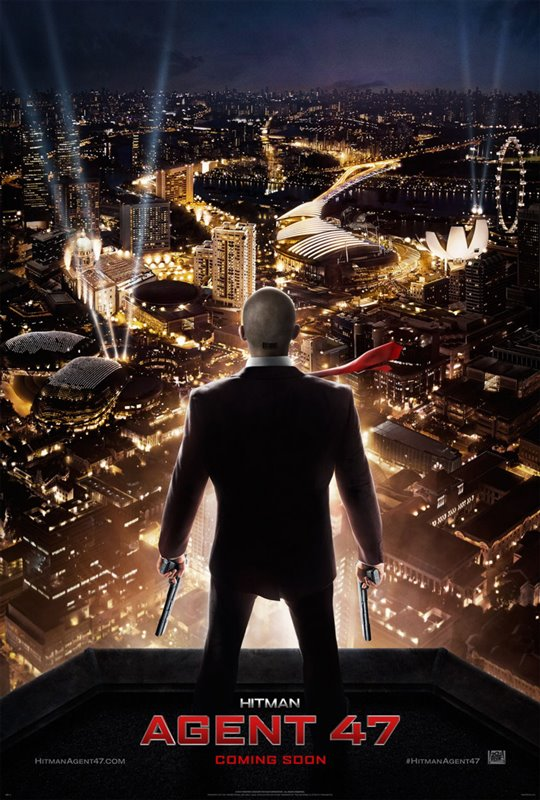 Hitman: Agent 47 Poster Large