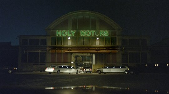 Holy Motors Poster Large