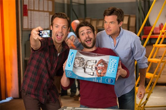 Horrible Bosses 2 Poster Large