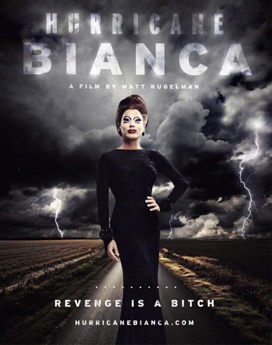 Hurricane Bianca Poster Large