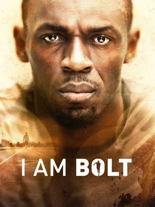 I Am Bolt Poster Large