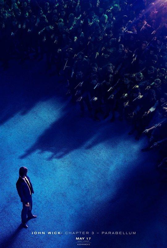 John Wick: Chapter 3 - Parabellum Poster Large