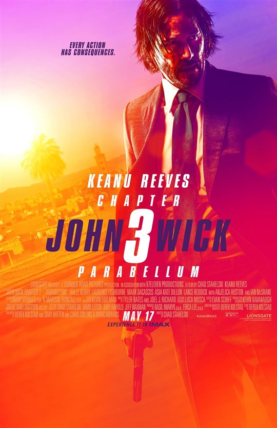 John Wick: Chapter 3 - Parabellum Poster Large