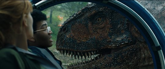 Jurassic World: Fallen Kingdom Poster Large