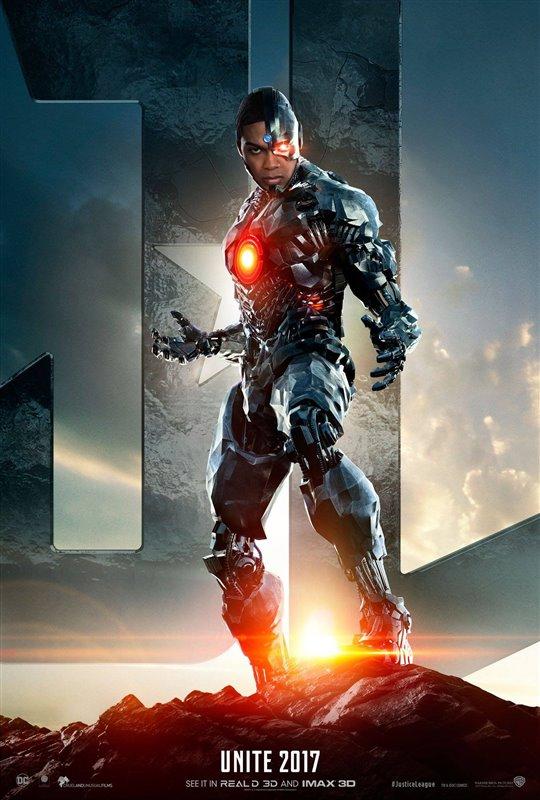 Ray Phisher as Cyborg