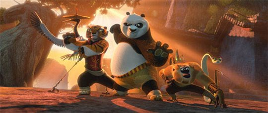 Kung Fu Panda 2 Photo 1 - Large