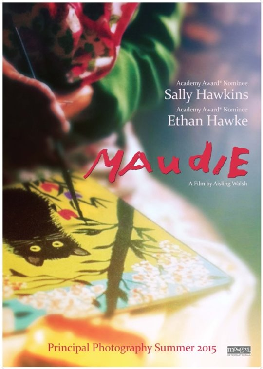 Maudie Poster Large