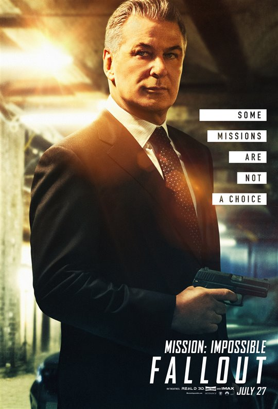 Mission: Impossible - Fallout Poster Large