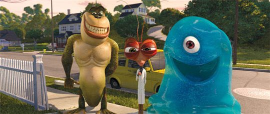 Monsters vs. Aliens Photo 10 - Large