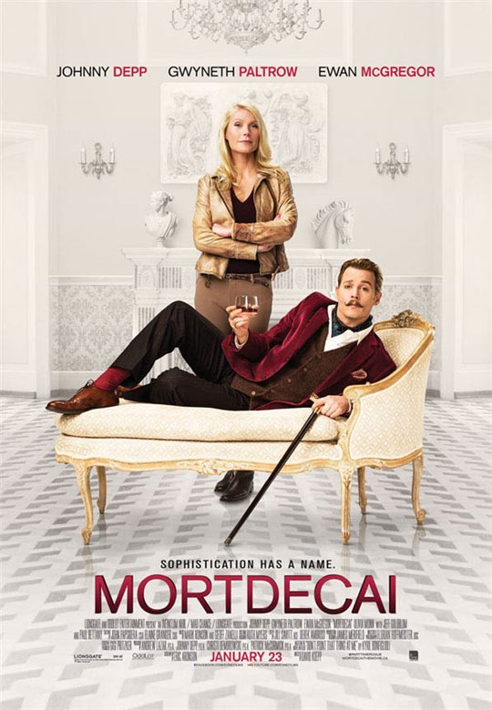 Mortdecai Photo 14 - Large