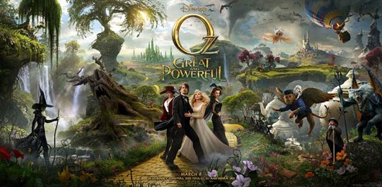 Oz The Great and Powerful Photo 1 - Large