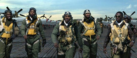 Red Tails Photo 1 - Large