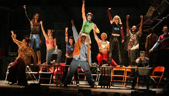 Rent: Filmed Live on Broadway Photo 4 - Large