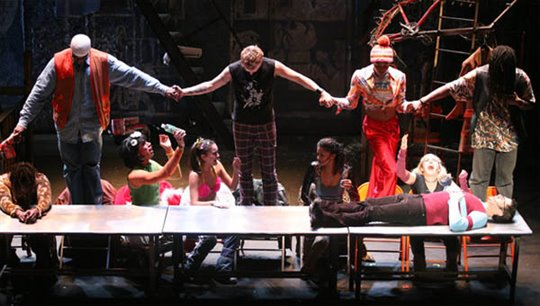 Rent: Filmed Live on Broadway Photo 6 - Large