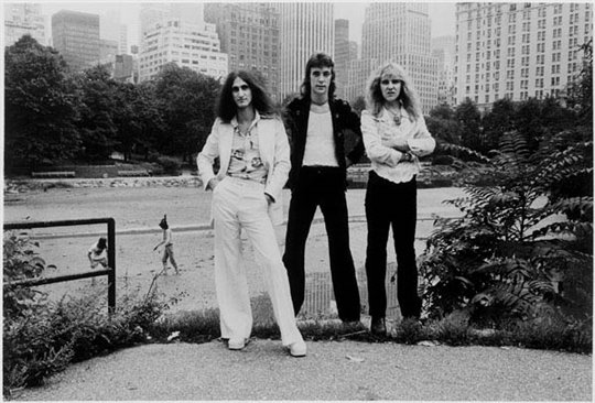 Rush: Beyond the Lighted Stage Photo 1 - Large