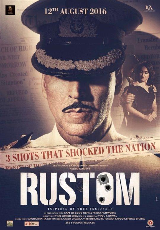 Rustom Photo 1 - Large