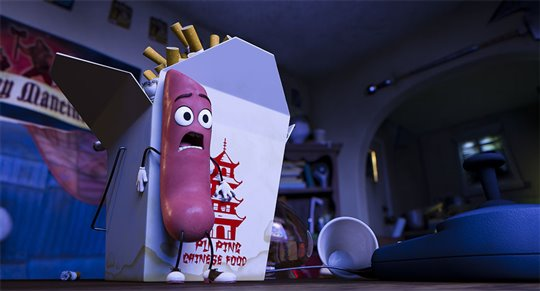 Sausage Party Poster Large