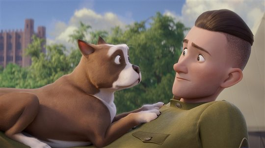 Sgt. Stubby: An American Hero Poster Large