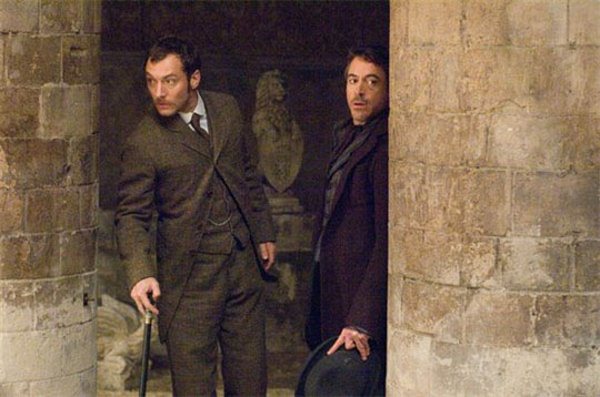 Sherlock Holmes Photo 6 - Large