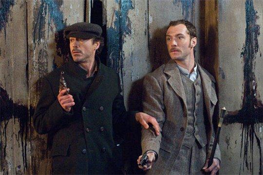 Sherlock Holmes Photo 8 - Large