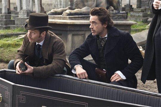 Sherlock Holmes Photo 14 - Large