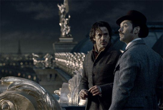 Sherlock Holmes: A Game of Shadows Photo 46 - Large