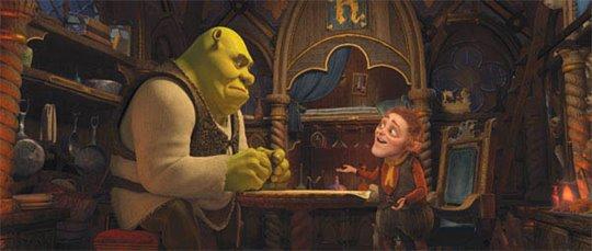 Shrek Forever After Poster Large
