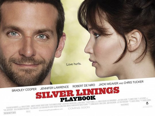 Silver Linings Playbook Poster Large