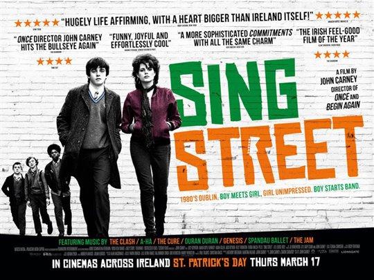 Sing Street Poster Large