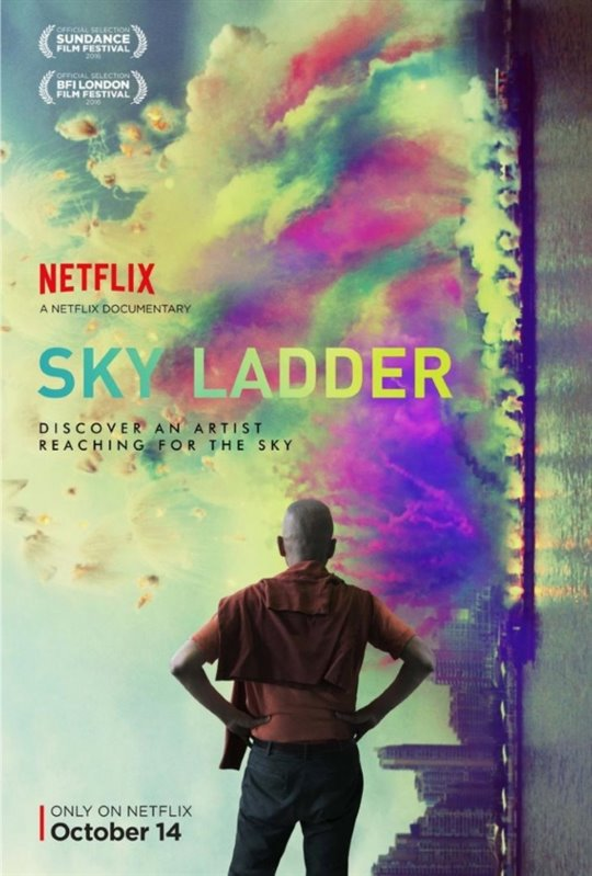 Sky Ladder: The Art of Cai Guo-Qiang (Netflix) Poster Large