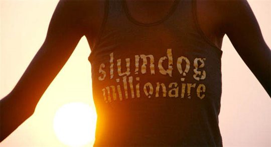 Slumdog Millionaire Poster Large
