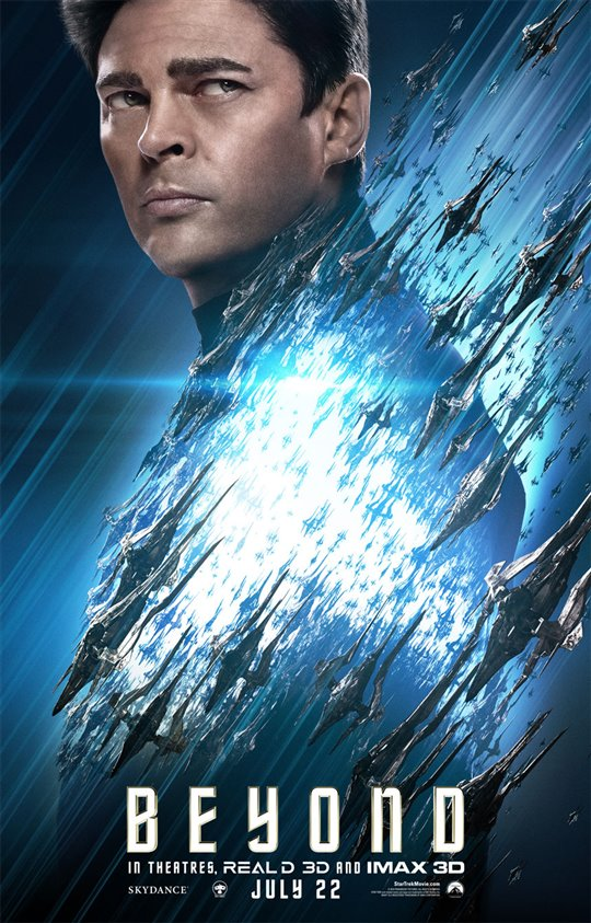 Star Trek Beyond Poster Large
