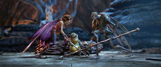 Strange Magic Poster Large