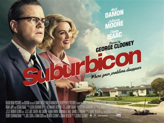 Suburbicon Poster Large