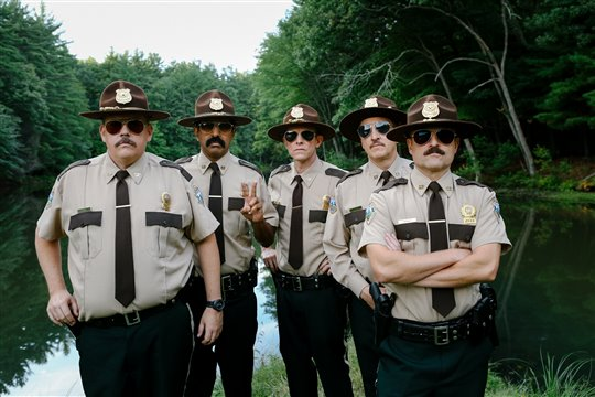 Super Troopers 2 Poster Large