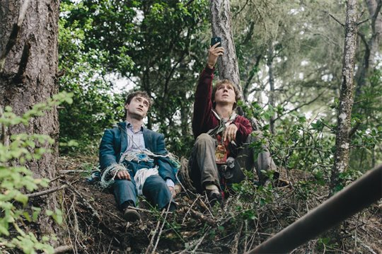 Swiss Army Man Poster Large