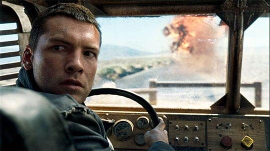 Terminator Salvation Poster Large