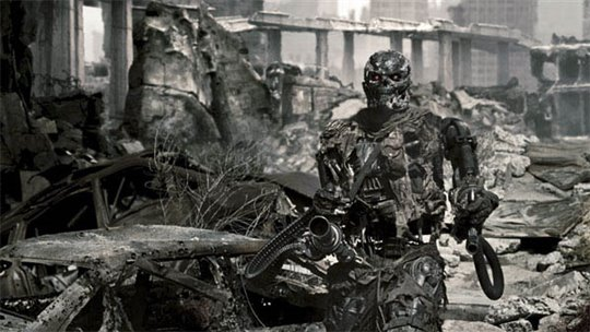 Terminator Salvation Photo 34 - Large