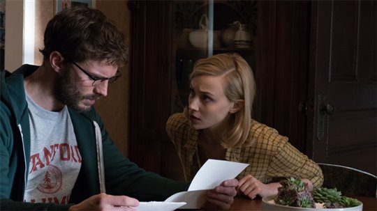 The 9th Life of Louis Drax Poster Large