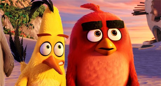 The Angry Birds Movie Poster Large