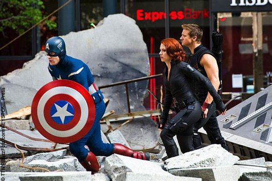 The Avengers Photo 3 - Large