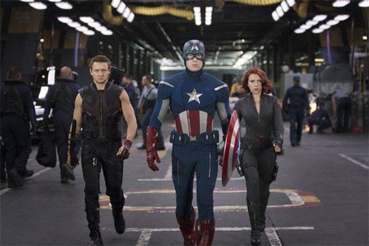 The Avengers Photo 24 - Large