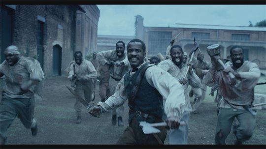 The Birth of a Nation Poster Large